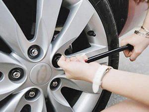 Cứu hộ lốp xe hơi quận Bình Thạnh