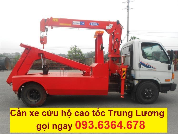 xe cuu ho cao toc Trung Luong